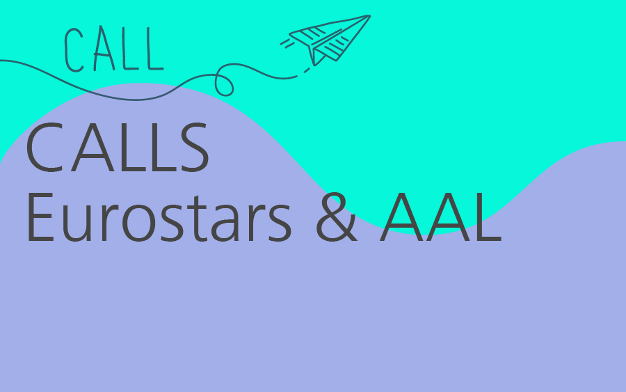 Two open calls from the European funding programmes Eurostars and AAL